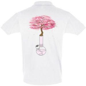Men's Polo shirt Sakura