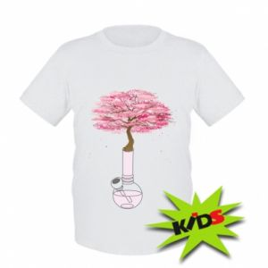 Kids T-shirt Sakura