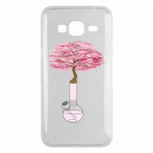 Phone case for Samsung J3 2016 Sakura
