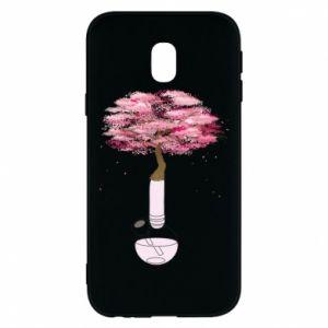 Phone case for Samsung J3 2017 Sakura
