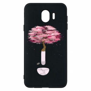 Phone case for Samsung J4 Sakura