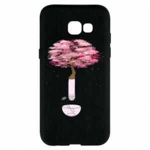Phone case for Samsung A5 2017 Sakura