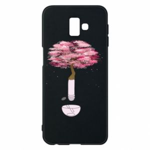 Phone case for Samsung J6 Plus 2018 Sakura