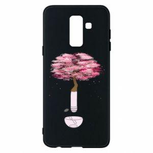 Phone case for Samsung A6+ 2018 Sakura