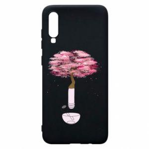 Phone case for Samsung A70 Sakura