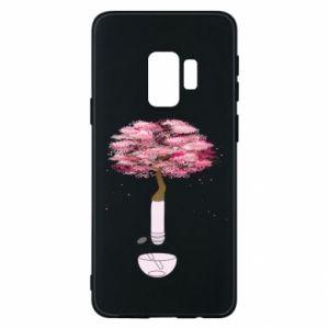 Phone case for Samsung S9 Sakura