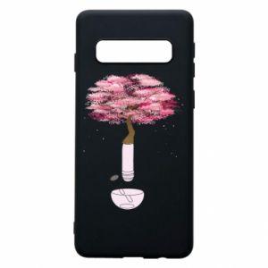 Phone case for Samsung S10 Sakura