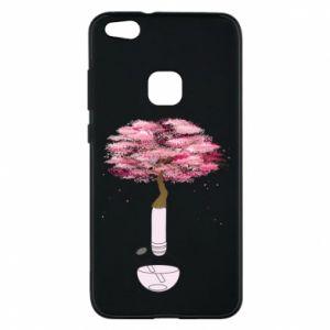Phone case for Huawei P10 Lite Sakura