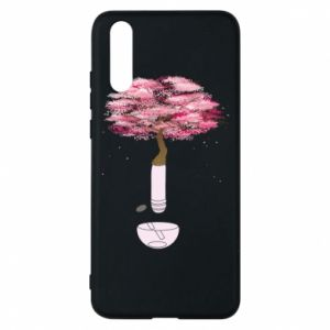 Phone case for Huawei P20 Sakura