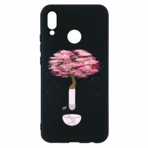Phone case for Huawei P20 Lite Sakura