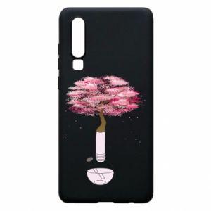 Phone case for Huawei P30 Sakura