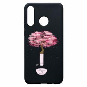 Phone case for Huawei P30 Lite Sakura