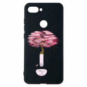 Phone case for Xiaomi Mi8 Lite Sakura