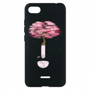 Phone case for Xiaomi Redmi 6A Sakura