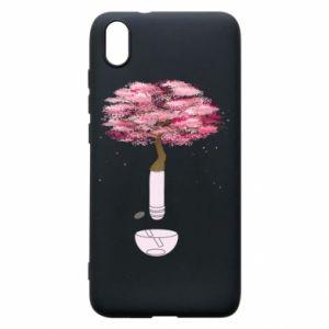 Phone case for Xiaomi Redmi 7A Sakura
