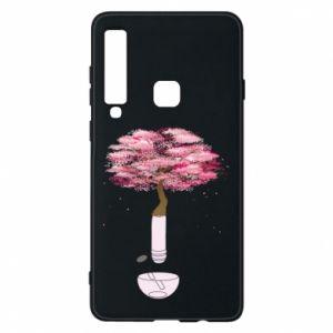 Phone case for Samsung A9 2018 Sakura