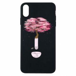 Phone case for iPhone Xs Max Sakura