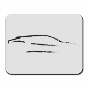 Podkładka pod mysz Samochód wyścigowy
