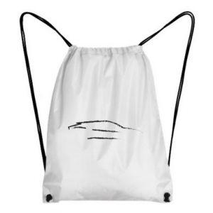 Backpack-bag Race car