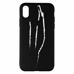 Phone case for iPhone X/Xs Race car