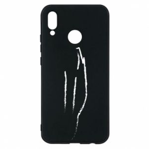 Phone case for Huawei P20 Lite Race car