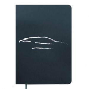 Notes Samochód wyścigowy