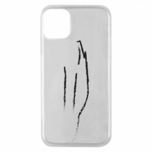 Phone case for iPhone 11 Pro Race car