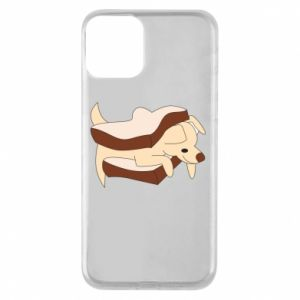 Etui na iPhone 11 Sandwich dog