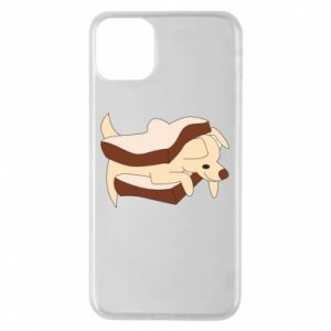 Etui na iPhone 11 Pro Max Sandwich dog