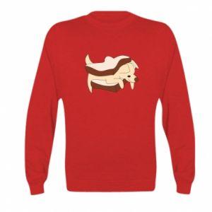 Bluza dziecięca Sandwich dog