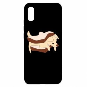Etui na Xiaomi Redmi 9a Sandwich dog