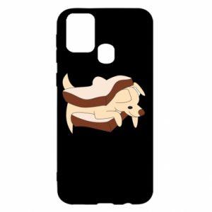 Etui na Samsung M31 Sandwich dog
