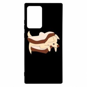Etui na Samsung Note 20 Ultra Sandwich dog