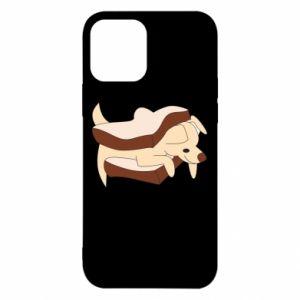 Etui na iPhone 12/12 Pro Sandwich dog