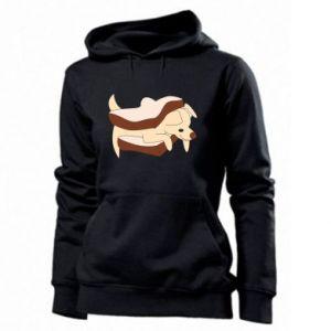 Damska bluza Sandwich dog