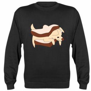 Bluza (raglan) Sandwich dog