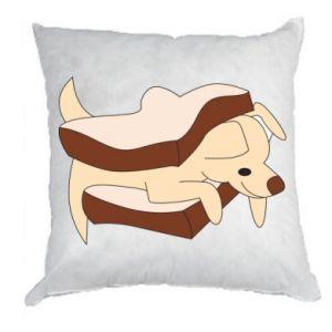Poduszka Sandwich dog