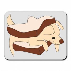 Podkładka pod mysz Sandwich dog
