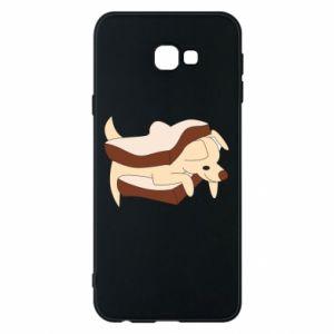 Etui na Samsung J4 Plus 2018 Sandwich dog