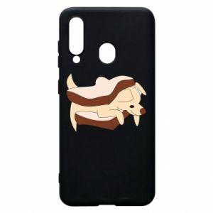Etui na Samsung A60 Sandwich dog