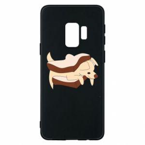Etui na Samsung S9 Sandwich dog