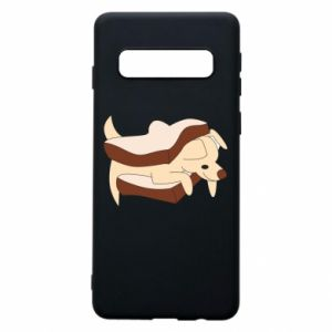 Etui na Samsung S10 Sandwich dog