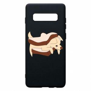 Etui na Samsung S10+ Sandwich dog