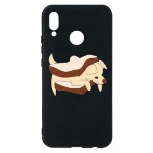 Etui na Huawei P20 Lite Sandwich dog