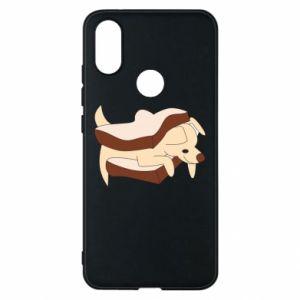 Etui na Xiaomi Mi A2 Sandwich dog