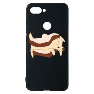 Etui na Xiaomi Mi8 Lite Sandwich dog