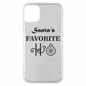 Etui na iPhone 11 Pro Santa's favorite HO