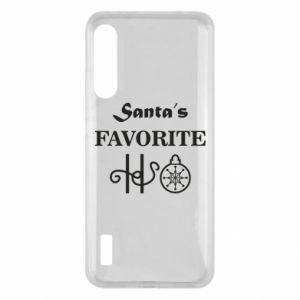 Etui na Xiaomi Mi A3 Santa's favorite HO