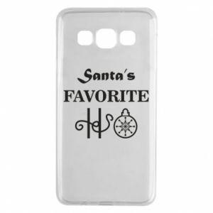Etui na Samsung A3 2015 Santa's favorite HO