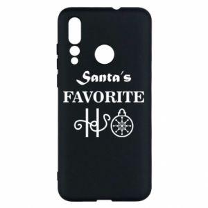 Etui na Huawei Nova 4 Santa's favorite HO